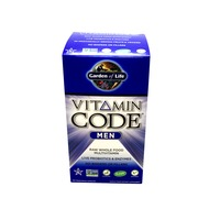 Garden of Life Vitamin Code Men's Multi 240 Vegetarian Capsules