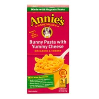 Annie's Homegrown Bunny Pasta with Yummy Cheese Macaroni & Cheese