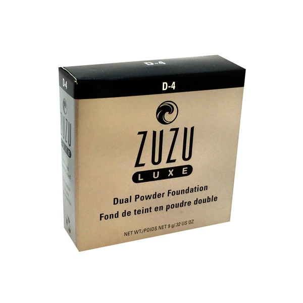ZuZu Luxe Dual Powder Foundation D 4