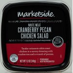 Marketside Cranberry Pecan Chicken Salad, 12 oz