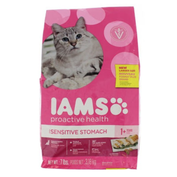 Iams Proactive Health Healthy Digestion Cat Food