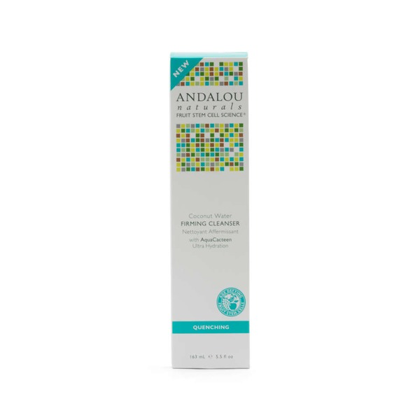 Andalou Naturals Firming Coconut Water Cleanser