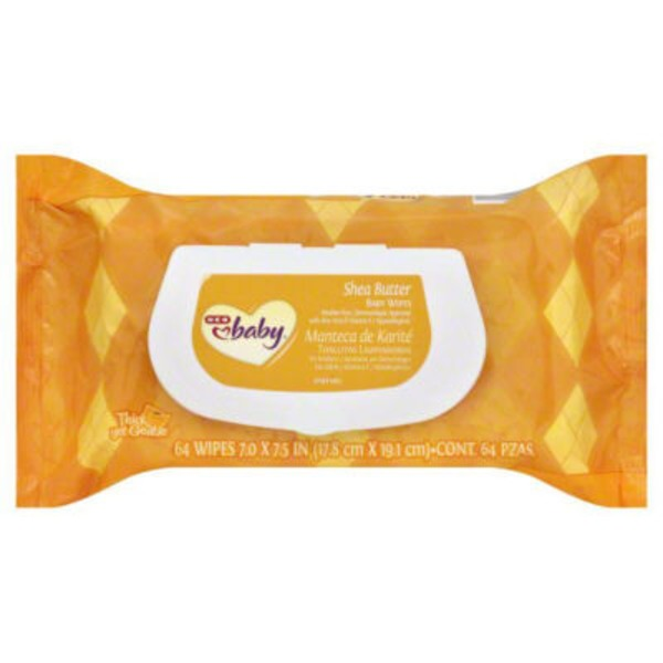 H-E-B Baby Shea Butter Wipes