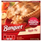 Banquet Apple Pie, 7 Ounce