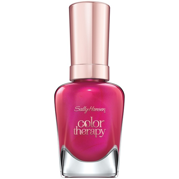 Sally Hansen Rosy Glow Color Therapy Nail Polish