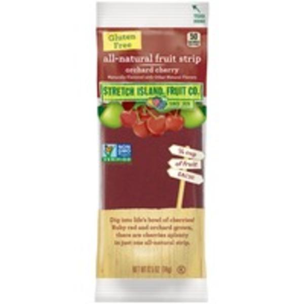 Stretch Island Fruit Original Cherry Fruit Strip