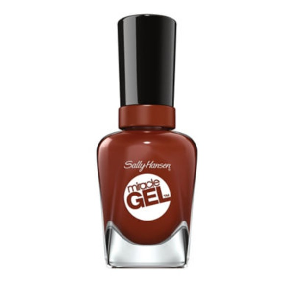 Sally Hansen Miracle Gel Nail Color 155 Chocoholic