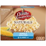 Orville Redenbacher's Naturals Simply Salted Microwave Popcorn, Classic Bag, 6 Ct