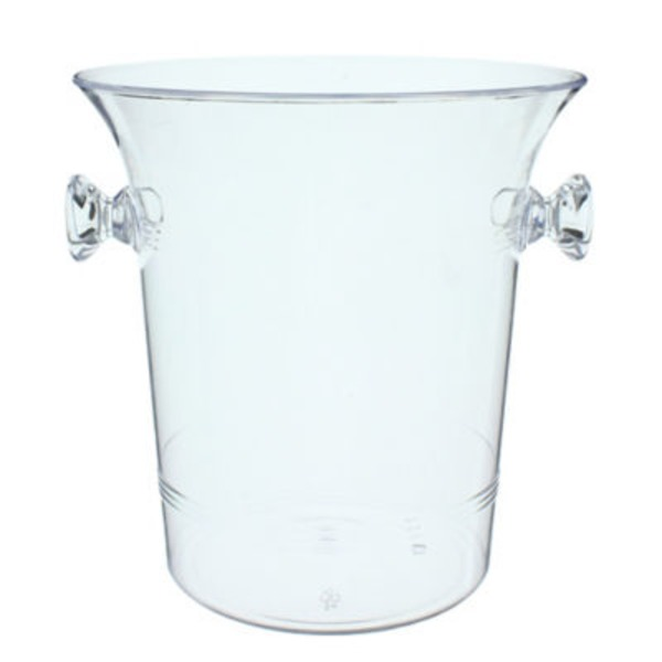 Maryland Plastic Sovereign Clear Ice Bucket