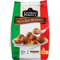 Cooked Perfect   Us Angus Beef Meatballs
