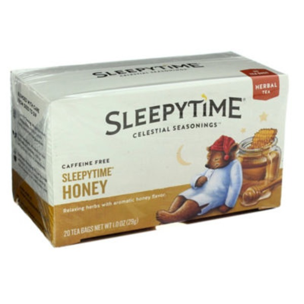 Celestial Seasonings Sleepytime Honey Tea