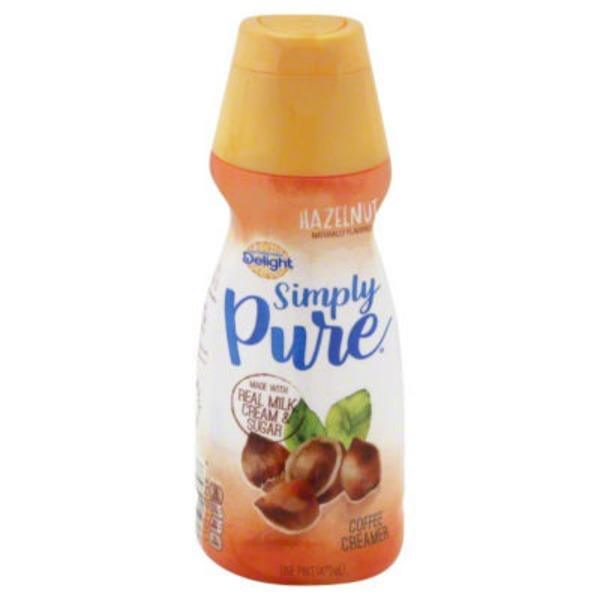 International Delight Simply Pure Hazelnut Coffee Creamer