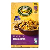 Nature's Path Flax Plus Raisin Bran Cereal