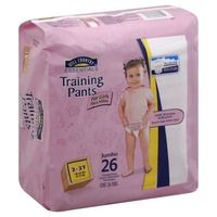 Hill Country Essentials Training Pants For Girls Jumbo Pack Size 2 3 T