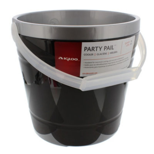 Igloo Party Pail Inferno Red Assortment