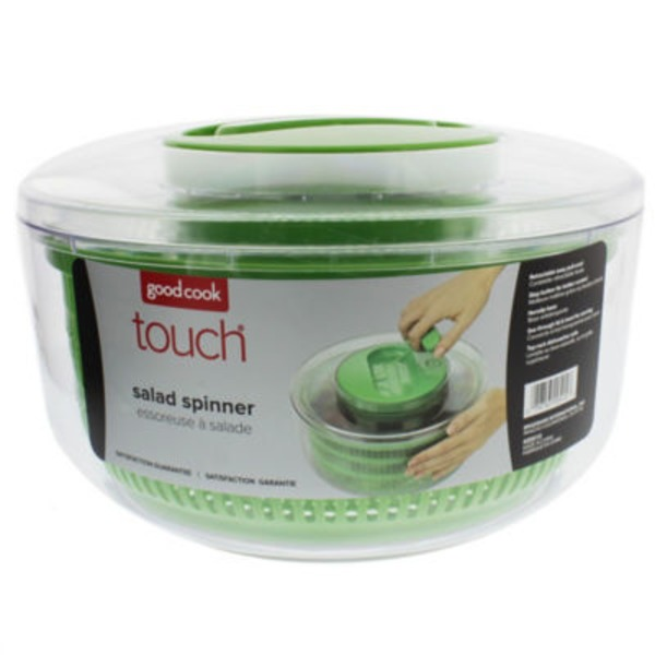 Good Cook Pro Touch Salad Spinner