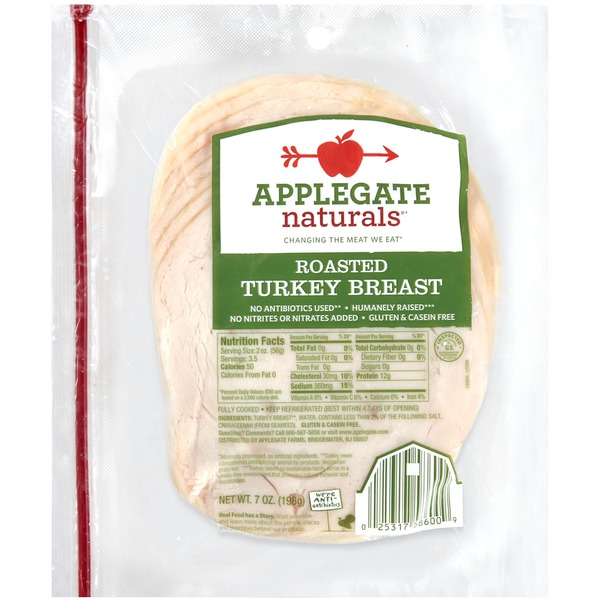 Applegate Natural Oven Roasted Turkey Breast