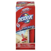 RESOLVE Easy Clean Carpet Cleaning System W/Brush, Foam, 22 oz