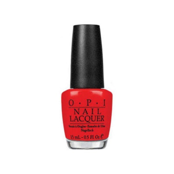 OPI Nail Lacquer, Red My Fortune Cookie, NL H42