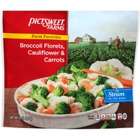 Pictsweet Farms Farm Favorites Broccoli Florets, Cauliflower & Carrots Vegetable Mix