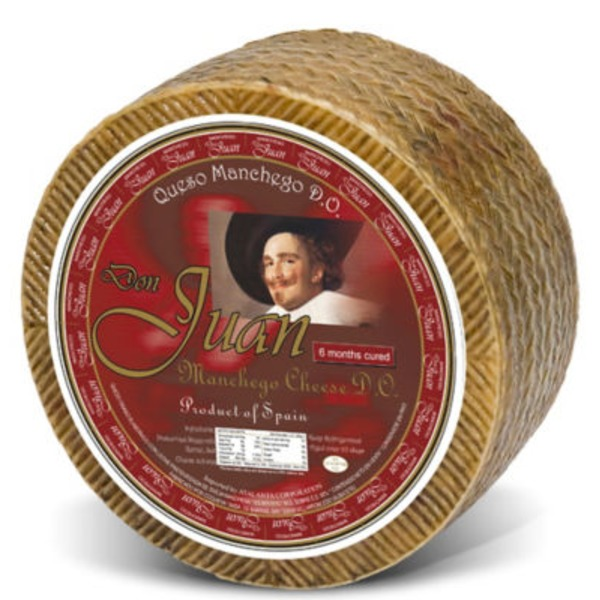 Don Juan 6 Month Aged Manchego Cheese