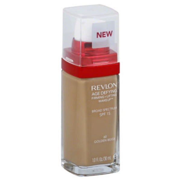 Revlon Broad Spectrum SPF 15 Firming + Lifting Makeup  Golden Beige 60