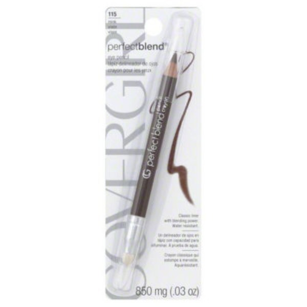 CoverGirl Perfect Blend Pencil COVERGIRL Perfect Blend Eyeliner Pencil, Mink .03 oz (850 mg) Female Cosmetics