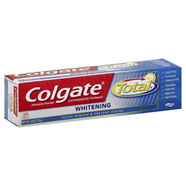 Colgate Colagate Total Whitening Toothpaste