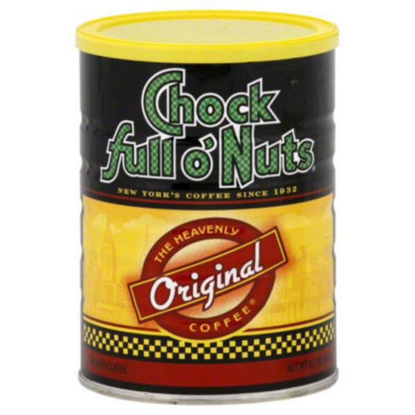 Chock Full O' Nuts Heavenly Original Ground Coffee