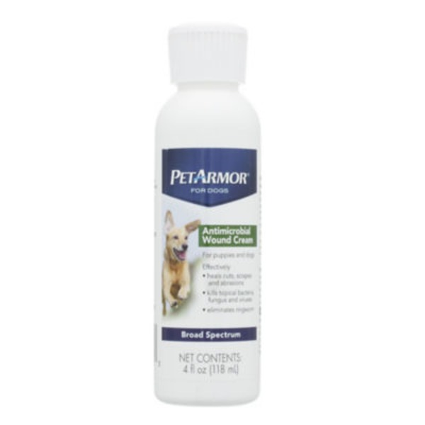 Petarmor Antimicrobial Wound Cream For Dogs