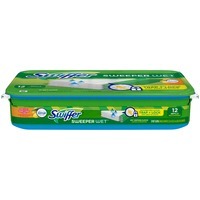 Swiffer with Febreze Sweet Citrus & Zest Sweeper Wet Mopping Cloths