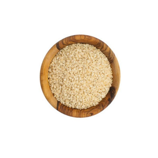 Southern Style Spices White Hulled Sesame Seeds