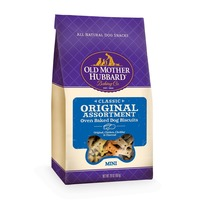 Old Mother Hubbard Old Fashioned Assorted Mini Dog Biscuits