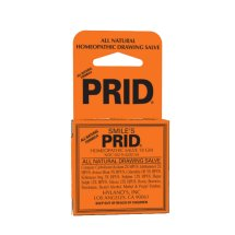 Smile's Homeopathic Drawing Salve Prid, 18 G