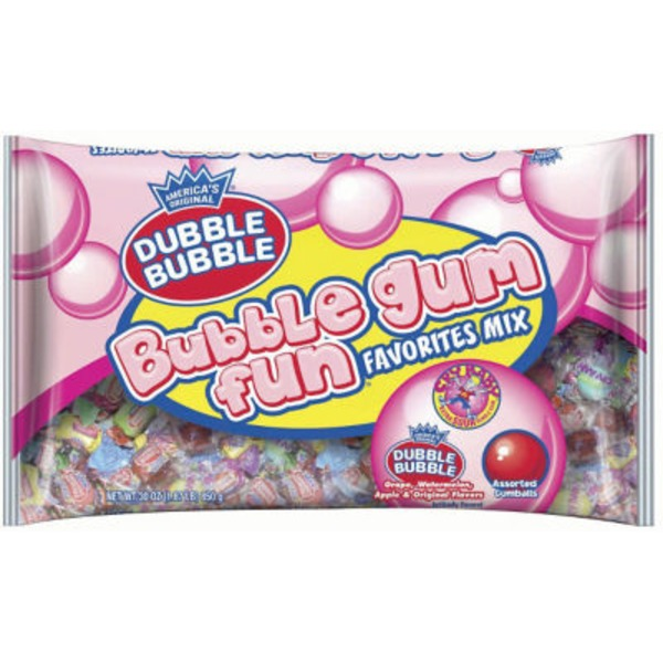 Double Bubble Bubble Gum Fun Bag