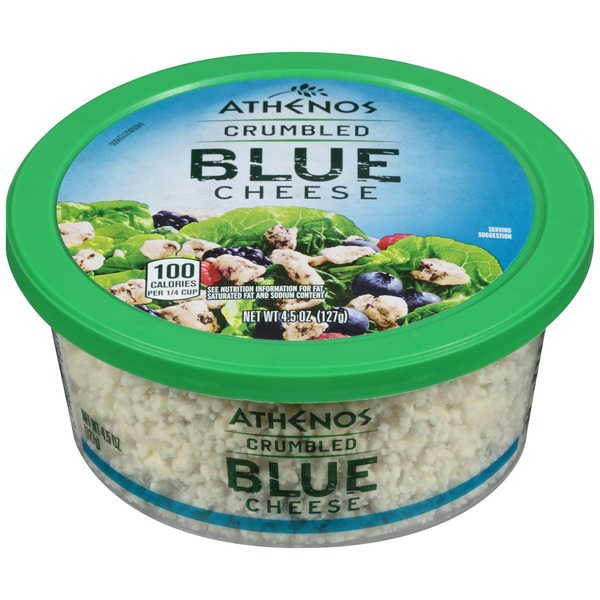 Athenos Crumbled Blue Cheese