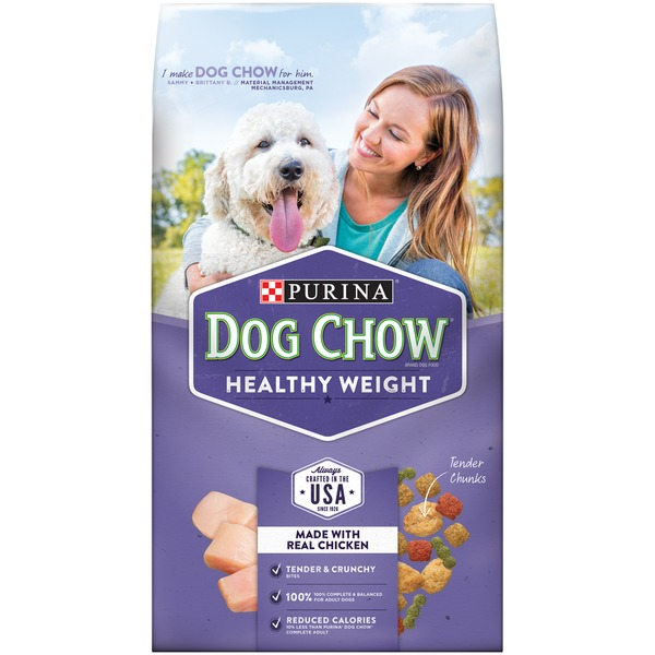 Dog Chow Healthy Weight Dog Food