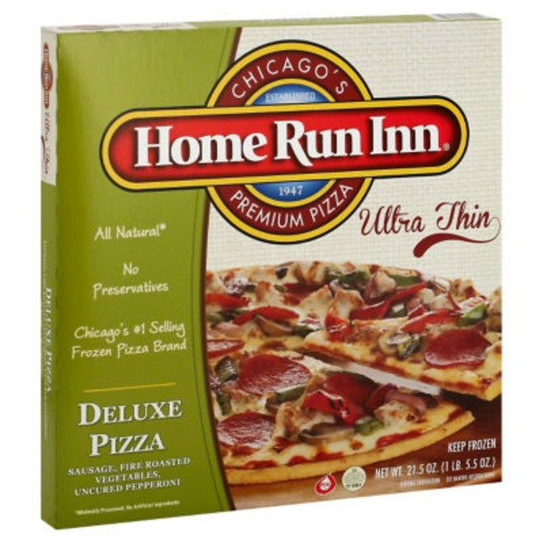 Home Run Inn Deluxe Pizza