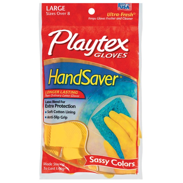 Gloves Large Hand Saver Everyday Protection