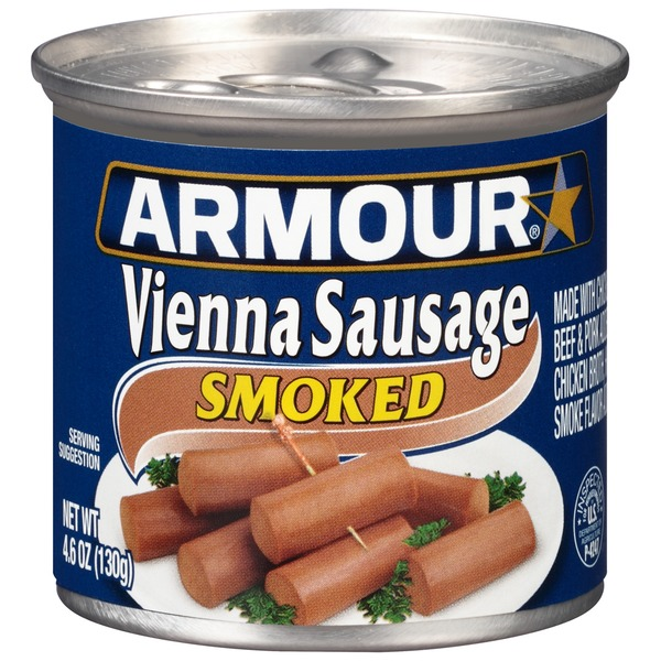 Armour Smoked Vienna Sausage