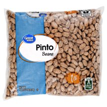 Great Value Pinto Beans, 16 oz