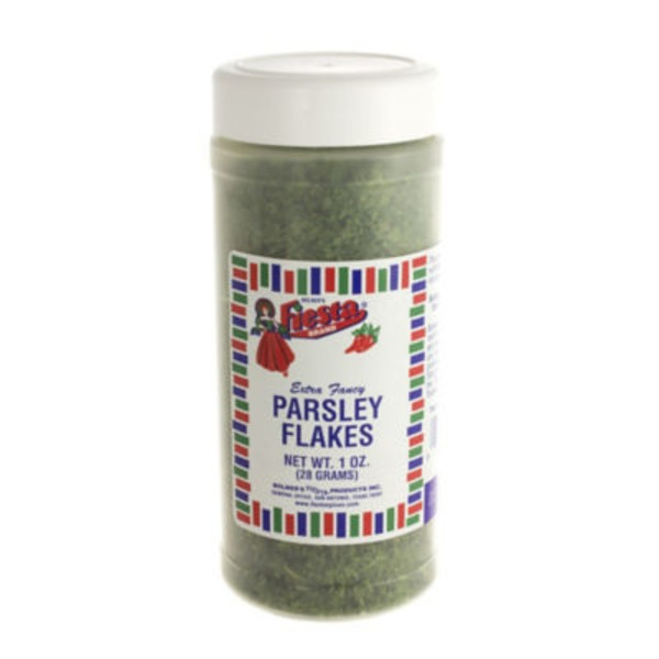 Bolner's Fiesta Parsley Flakes Jar