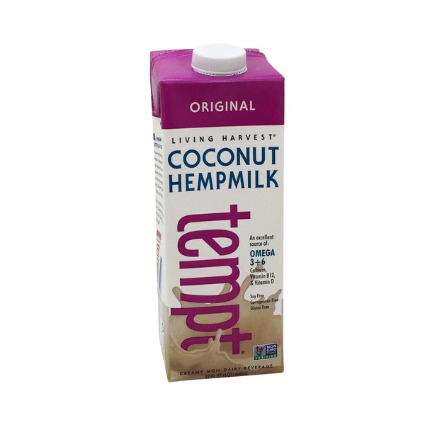 Tempt Original Coconut Hempmilk