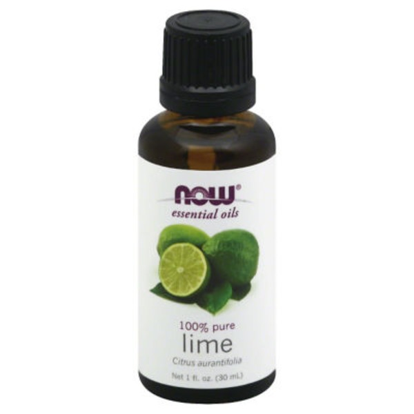 Now 100% Pure Lime Oil