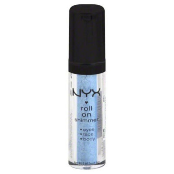 NYX Roll On Shimmer - Blue RES10