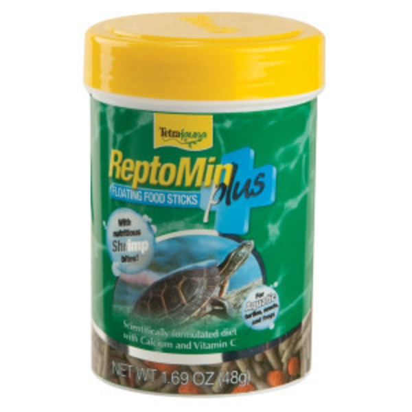 Tetra Tet 1.69 Oz Reptomin Plus