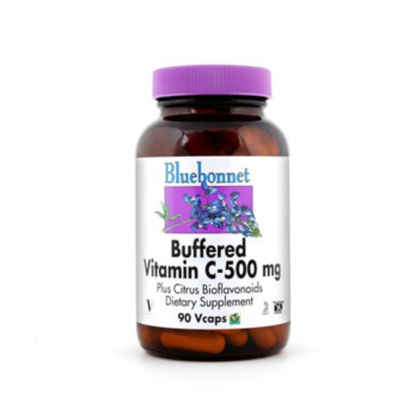 Bluebonnet Vitamin C 500 Mg Vcaps