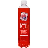Sparkling ICE Pomegranate Blueberry Sparkling Water