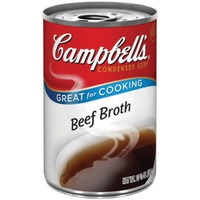 Campbell's Beef Broth R&W Condensed Soup