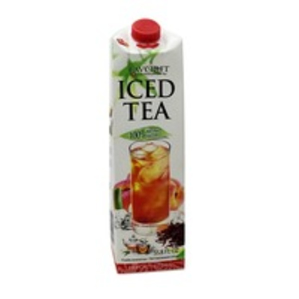 Favorit Iced Tea, Peach